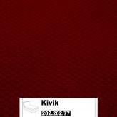 IKEA Kivik Bezug für Recamiere in Dansbo mittelrot 202.262.77