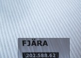 IKEA Fjära Bezug Bettkasten Vittaryd weiß 202.588.62