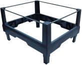 IKEA Signum Hängemappeneinsatz für Rollcontainer dunkelgrau 300.417.49
