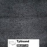 IKEA Tylösand Bezug für die Recamiere rechts in Rephult dunkelbraun 300.817.64
