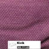 IKEA Kivik Bezug für das 3er Sofa Dansbo lila 302.111.62