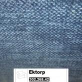 IKEA Ektorp Bezug Sessel Vellinge dunkelblau 302.268.42