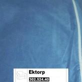 IKEA Ektorp Bezug für Sessel in Genarp blau 302.524.40