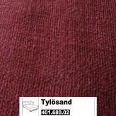 IKEA Tylösand Bezug für die Recamiere rechts in Everöd rotbraun 401.680.02