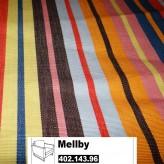 IKEA Mellby Bezug für Sessel in Kulladal bunt 402.143.96