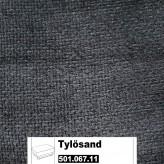 IKEA Tylösand Bezug für den Hocker in Rephult dunkelbraun 501.067.11