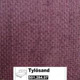 IKEA Tylösand Bezug für die Recamiere links in Rephult purpur 501.284.97