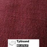 IKEA Tylösand Bezug für die Recamiere links in Everöd rotbraun 601.679.97