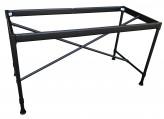 IKEA KARPALUNDTischgestell schwarz 130x63x71cm