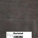 IKEA Karlstad Bezug für Recamiere (Freistehend) in Sivik dunkelgrau 901.187.74