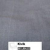 IKEA Kivik Bezug 1er Sofa Svanby grau 901.894.03