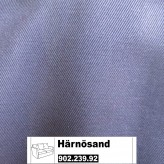 IKEA HÄRNÖSAND Bezug für 2er Bettsofa Olstorp dunkelgrau 902.239.92