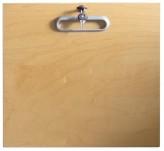 IKEA Effektiv Front für Mappenrahmen Birkenfurnier 40x38cm
