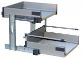IKEA Effektiv 2er Schubladenset / Auszüge 40x38cm ohne Fronten